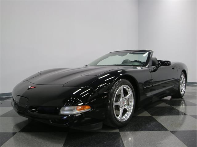 2002 Chevrolet Corvette | 910563