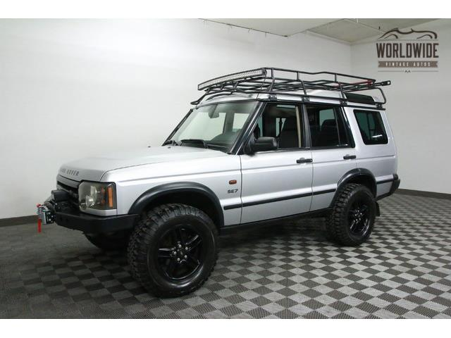 2003 Land Rover Discovery | 915632