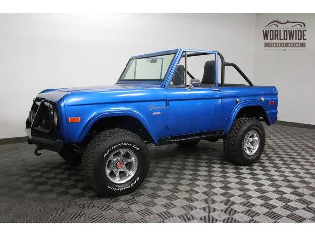 1971 Ford Bronco | 915634