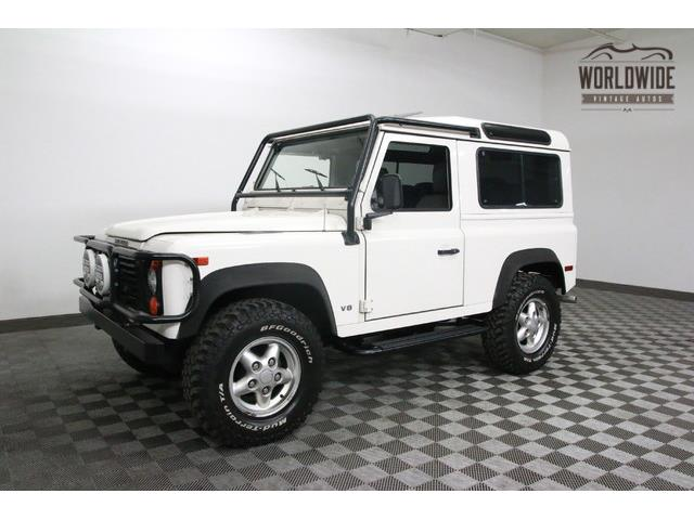 1995 Land Rover Defender | 915639