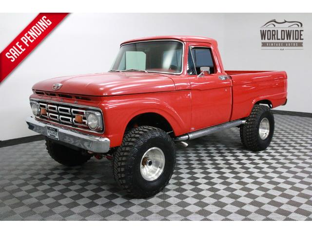 1964 Ford F100 | 915645