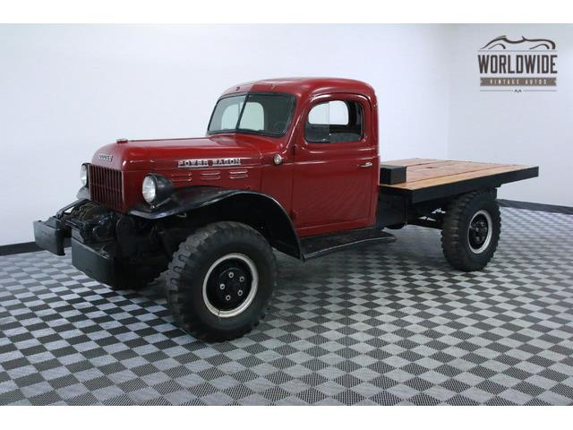 1948 Dodge Power Wagon | 915648