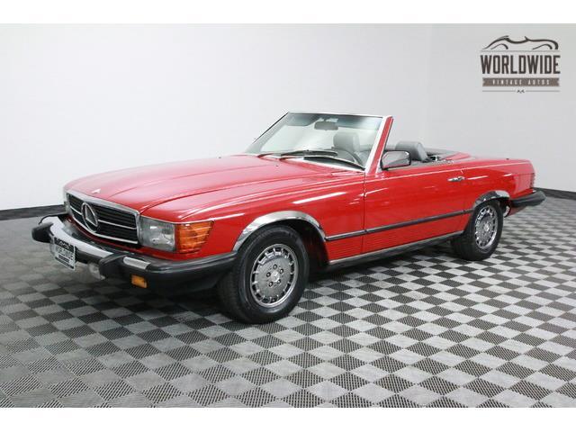 1985 Mercedes-Benz 380SL | 915649