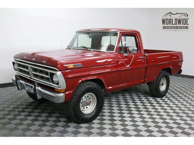 1970 Ford F100 | 915650