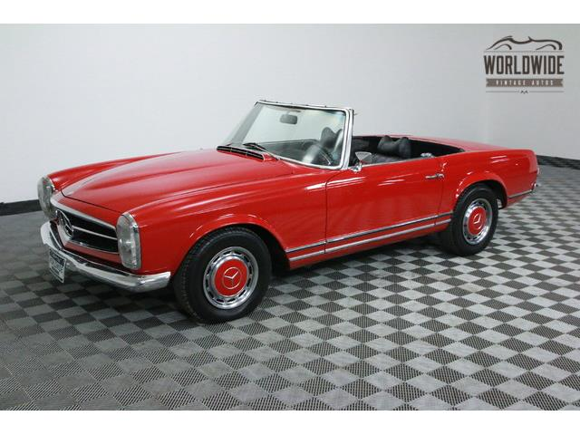 1970 Mercedes-Benz 280SL | 915651