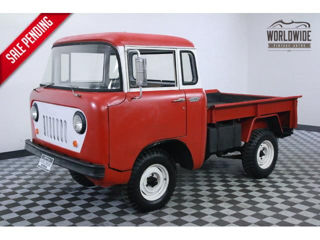 1957 Willys Pickup | 915657