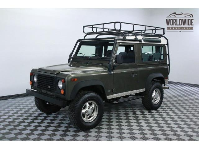 1997 Land Rover Defender | 915662