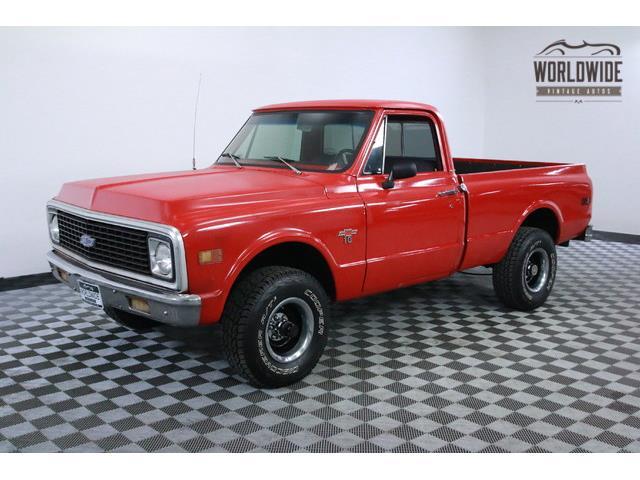 1968 Chevrolet Pickup | 915663