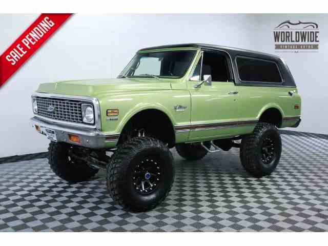 1971 Chevrolet Blazer | 915664