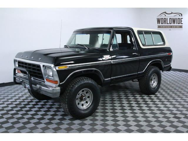 1978 Ford Bronco | 915667