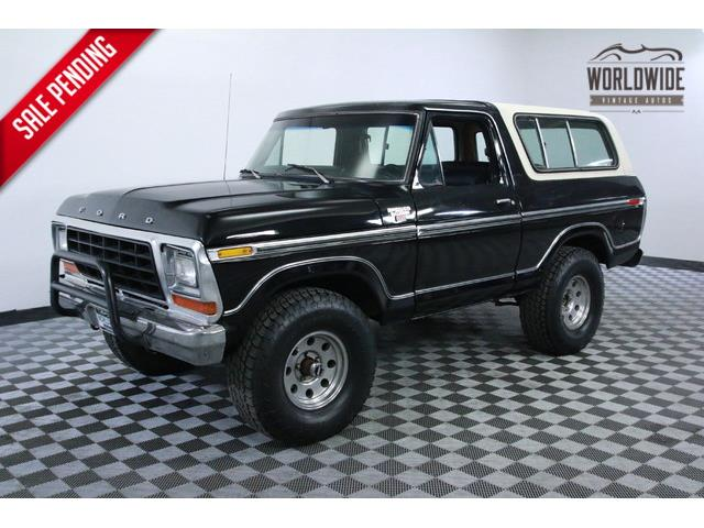 classic ford bronco for sale on 114 available page 2. Black Bedroom Furniture Sets. Home Design Ideas