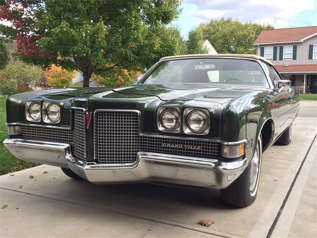 1971 Pontiac Grand Ville | 915677