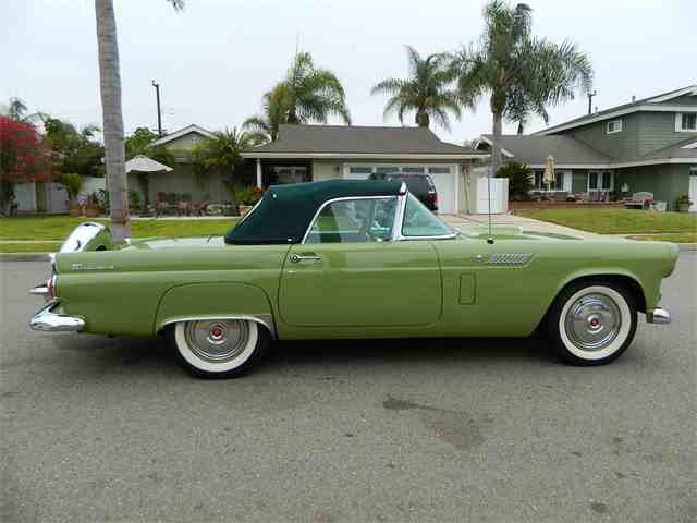 1956 Ford Thunderbird | 915685