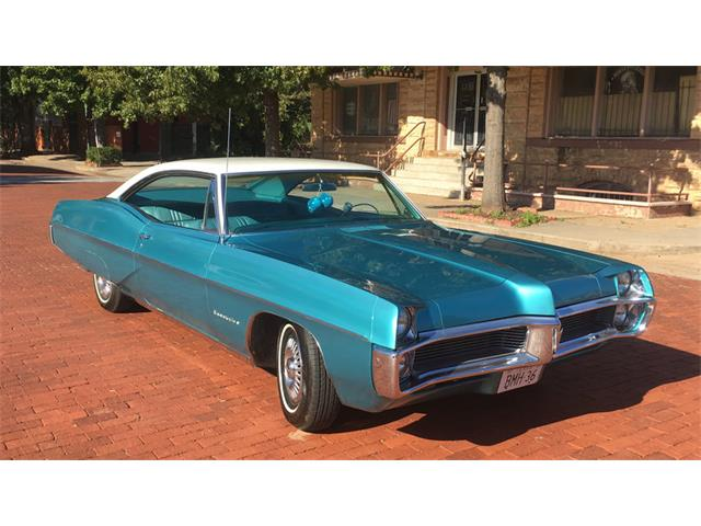 1968 Pontiac Catalina Executive | 915697