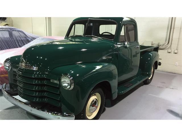 1952 Chevrolet 3100 | 915702