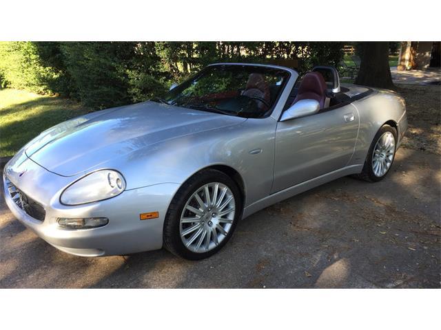 2002 Maserati Spyder | 915707