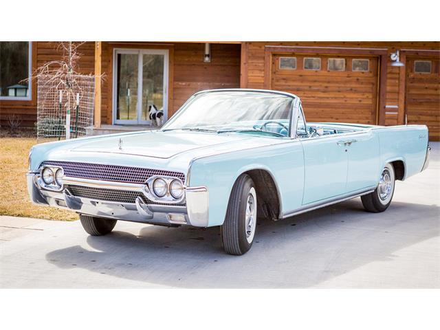 1961 Lincoln Continental | 915709