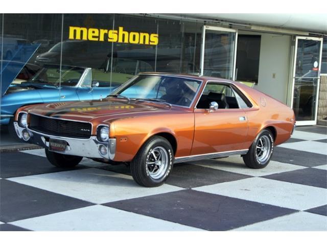1969 AMC AMX | 915712