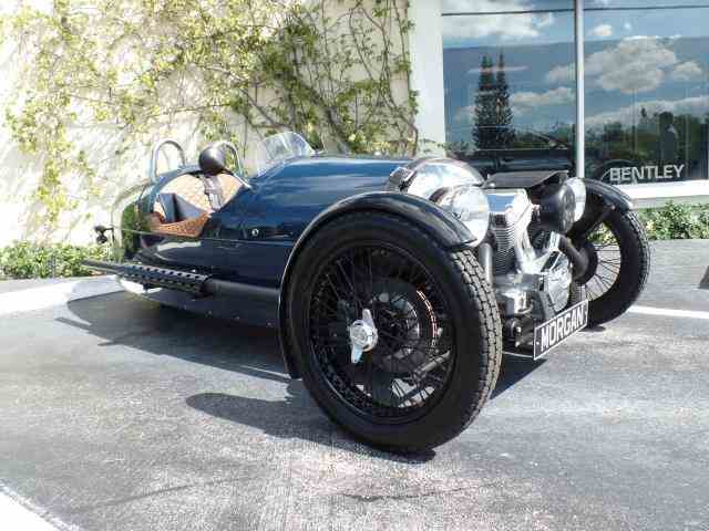 2012 Morgan 3-Wheeler | 915713