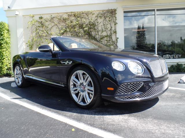 2016 Bentley Continental GTC V8 | 915716