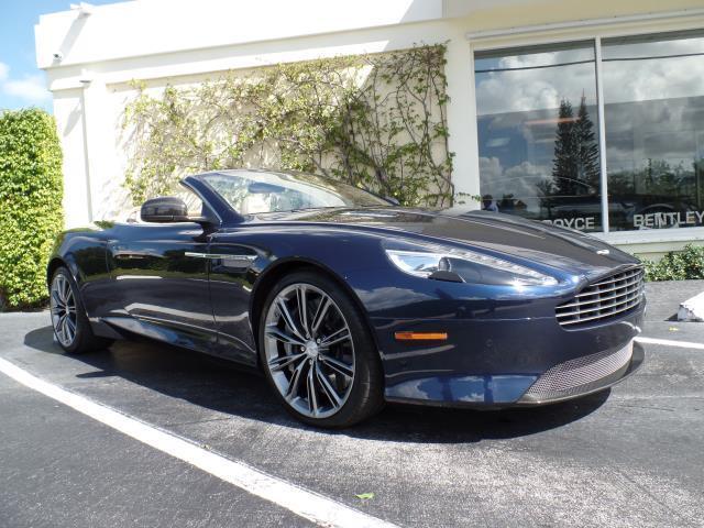 2014 Aston Martin DB9 | 915717