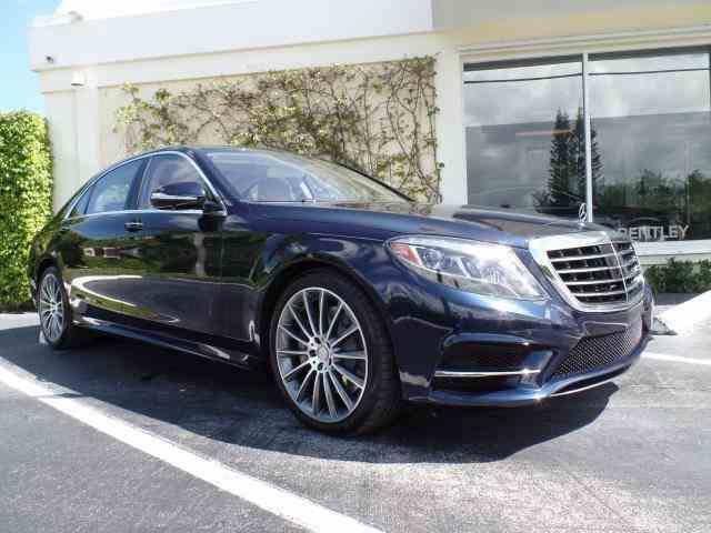 2015 Mercedes-Benz S550 | 915723