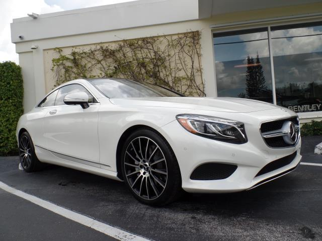 2016 Mercedes S550 4-Matic Coupe | 915724