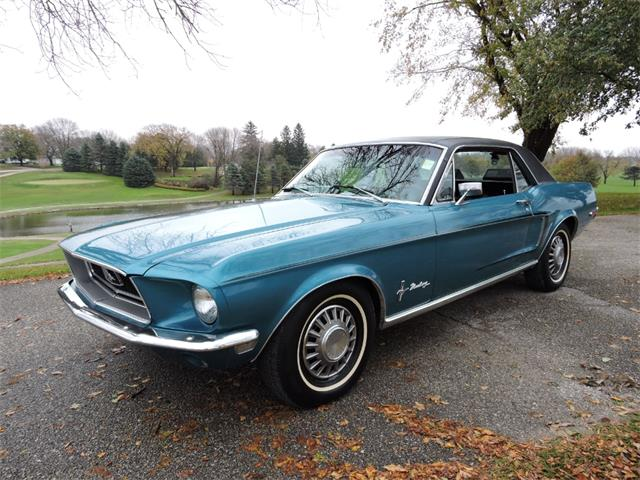1968 Ford Mustang | 915726