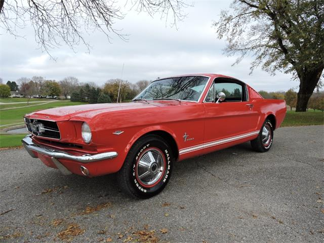 1965 Ford Mustang | 915727
