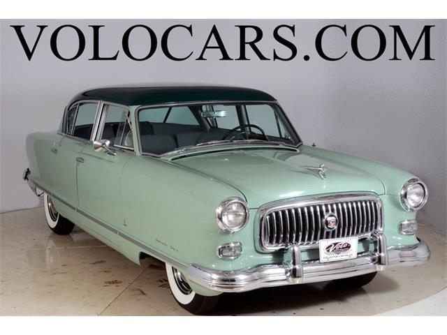 1952 Nash Ambassador | 915728