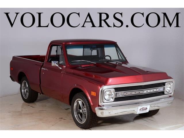 1969 Chevrolet C/K 10 | 915732