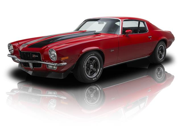 1970 Chevrolet Camaro Z28 For Sale On Classiccars Com 12