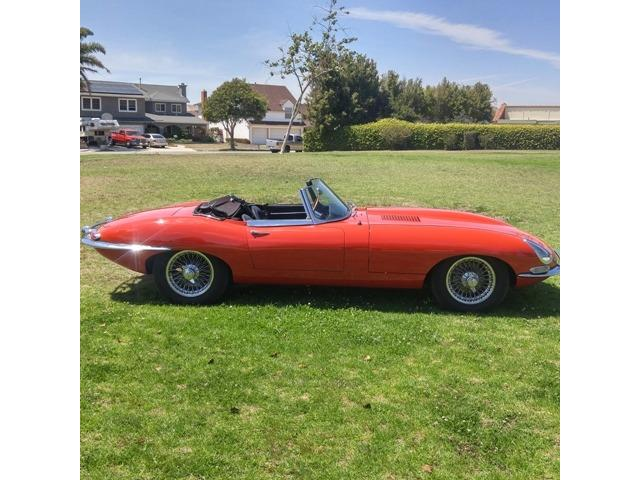 1961 Jaguar XKE | 915742