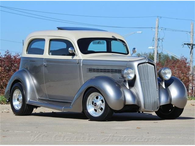 1935 Plymouth 2 door Sedan PJ 454 Big Block Hot Rod with AC | 915744
