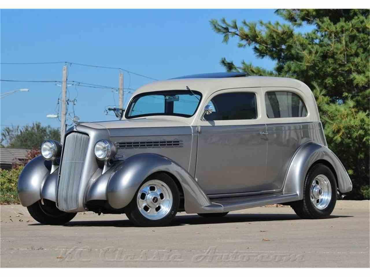 1935 plymouth 2 door sedan pj 454 big block hot rod with for 1935 plymouth 2 door sedan