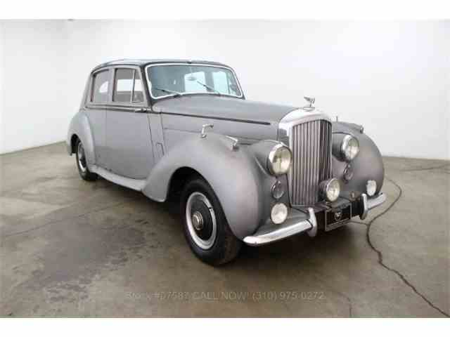 1952 Bentley R Type | 915750