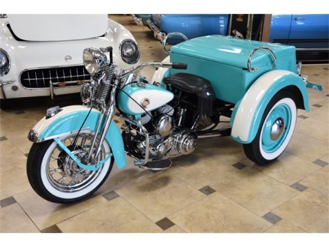 1957 Harley-Davidson Motorcycle | 915751