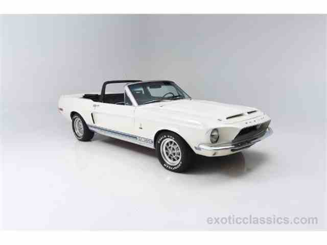 1968 Ford Mustang | 915752