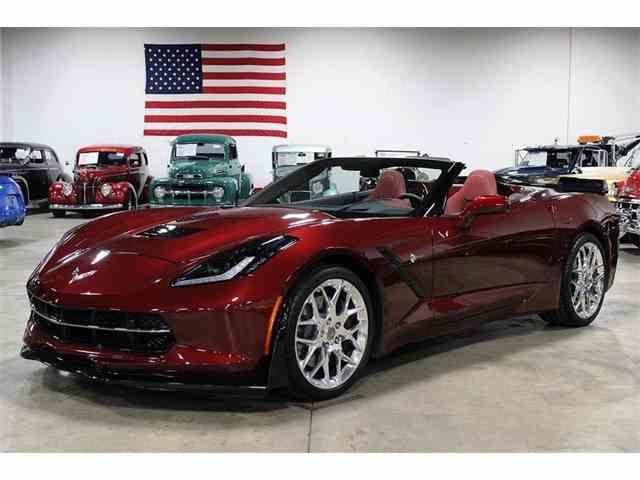 2016 Chevrolet Corvette | 915758