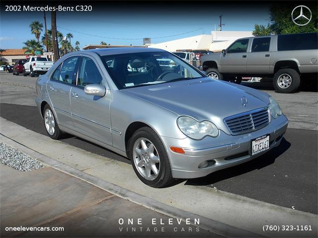 2002 Mercedes-Benz C320   915759
