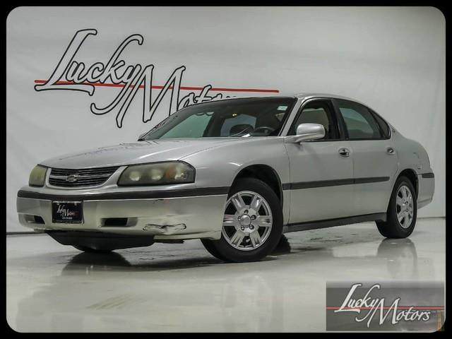 2003 Chevrolet Impala | 910576