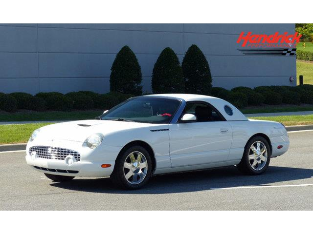 2002 Ford Thunderbird | 915760