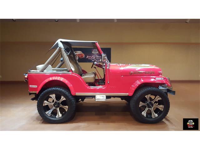 1980 Jeep CJ5 | 915776