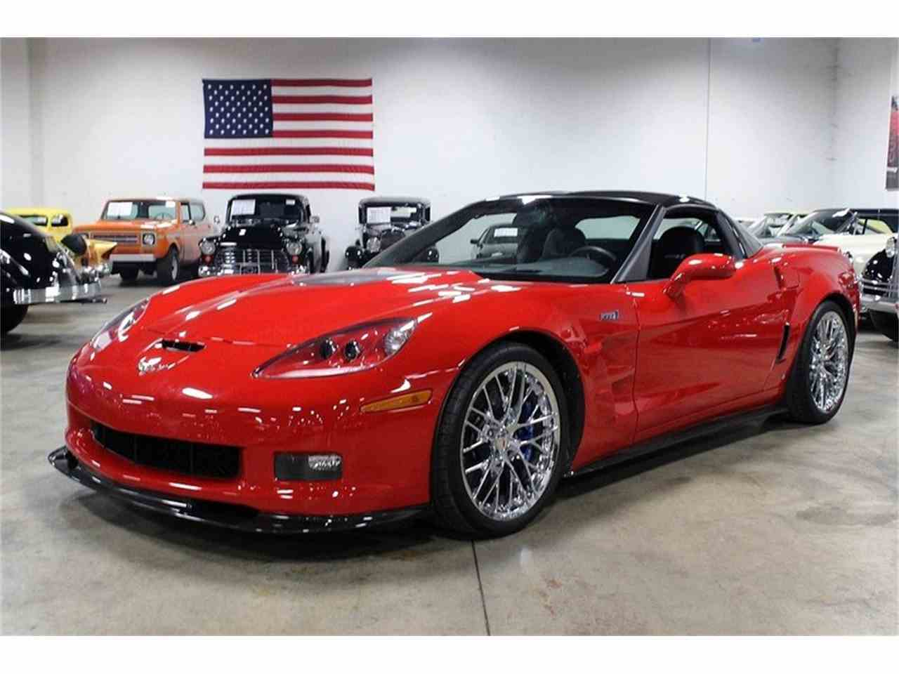 2009 chevrolet corvette zr1 for sale cc 915780. Black Bedroom Furniture Sets. Home Design Ideas