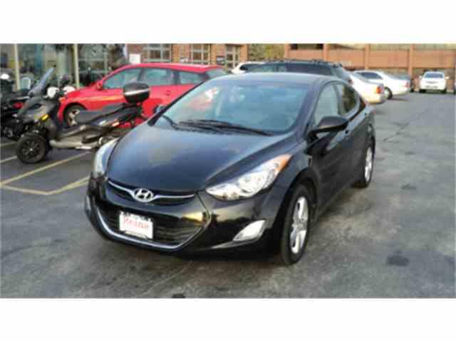 2012 Hyundai Elantra | 915785