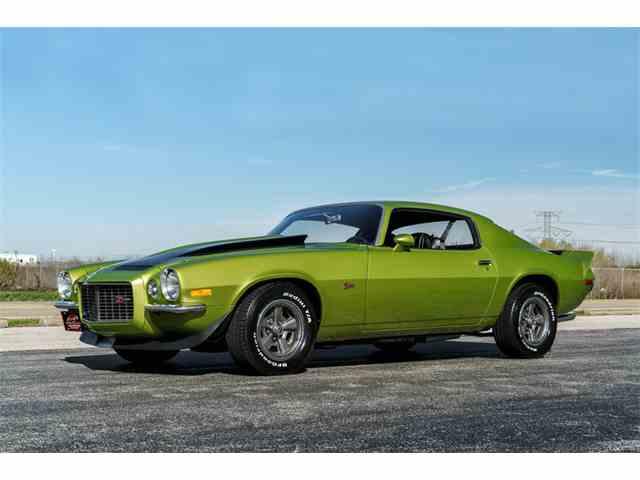 1971 Chevrolet Camaro | 915789