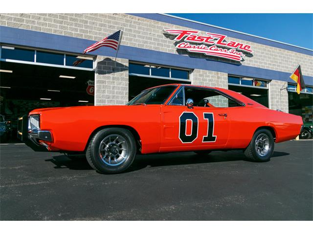 1969 Dodge Charger R/T | 915794