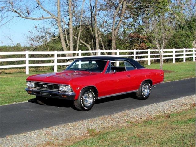 1966 Chevrolet Chevelle SS | 915831