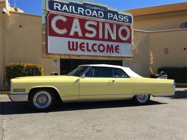 1966 Cadillac Eldorado | 915841