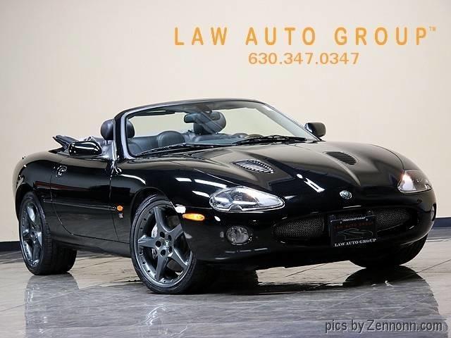 2003 Jaguar XKR | 915850